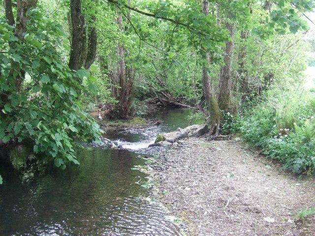 River Lemon at Morley Bridge