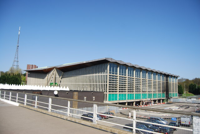 National Sports Centre, Crystal Palace