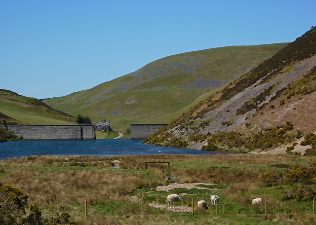 Heatherhope Reservoir