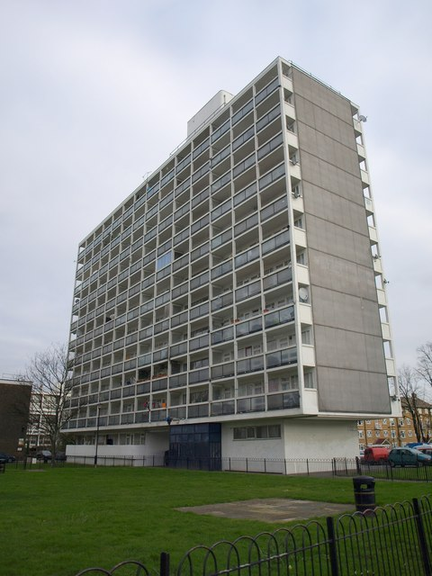 Secker House, Brixton