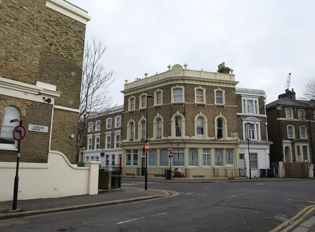 Former Wickwood Tavern, Brixton
