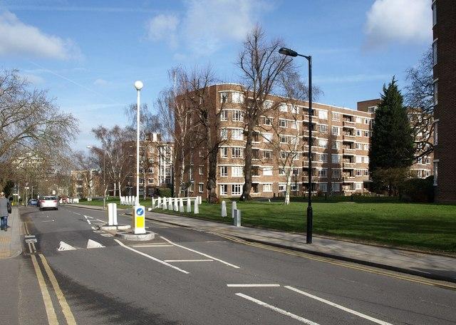 Ruskin Park House
