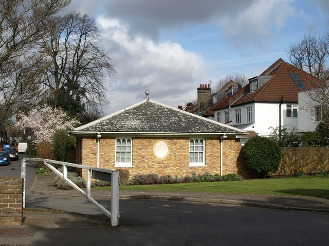 House on Champion Hill, Camberwell