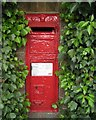 SP1765 : Victorian postbox, Rookery Lane by Robin Stott