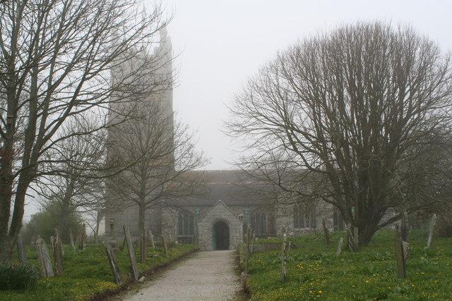 St Sithney Parish Church Rod Allday Cc By Sa 2 0