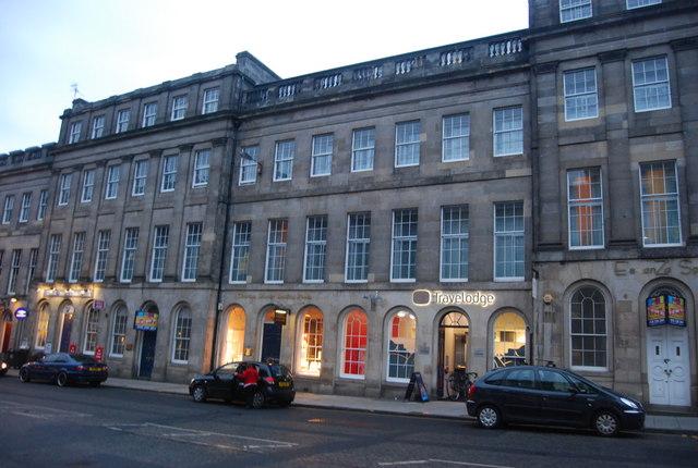 Hotels Near Edinburgh Royal Mile