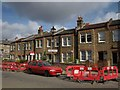 TQ3575 : Thorn Terrace, Nunhead by Derek Harper