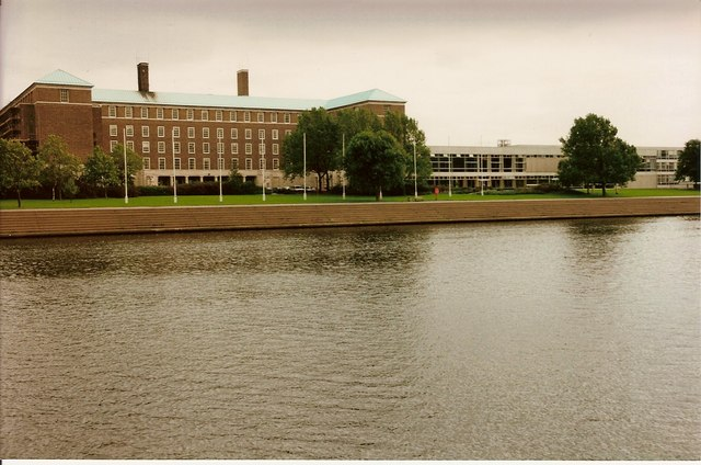 Nottinghamshire County Hall