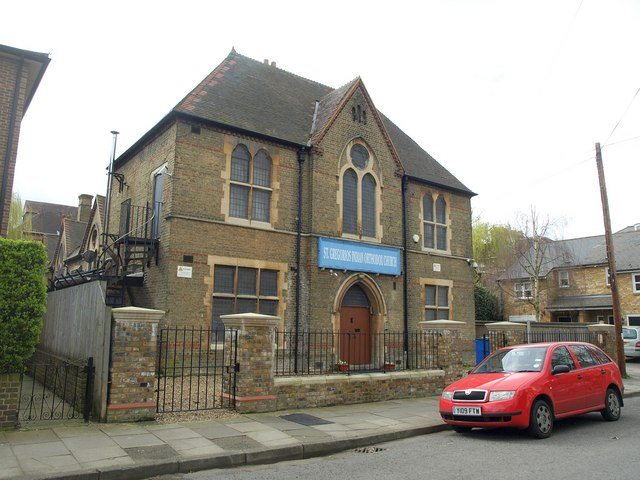 St.Gregorios Indian Orthodox Church, Brockley