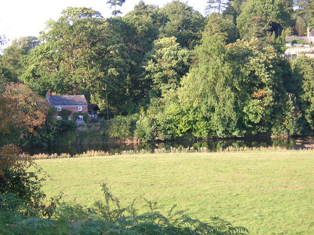 The Net House from Warren at Hay-on-Wye