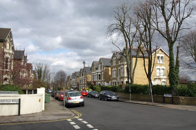 Tressillian Road, SE4