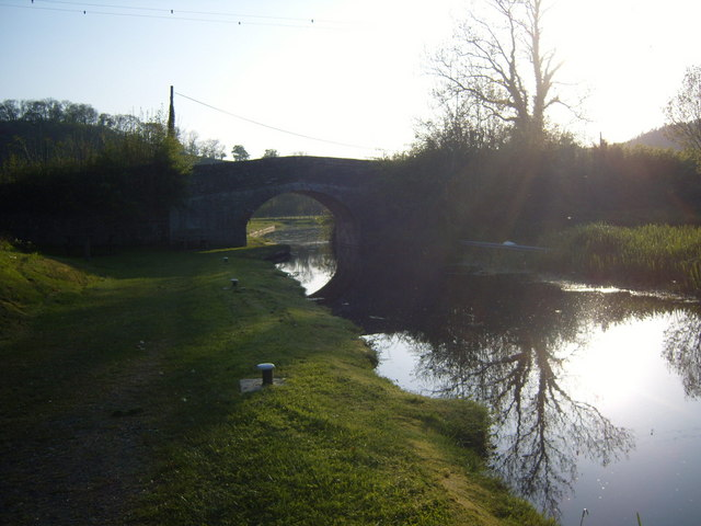 Montgomery Canal bridge
