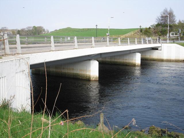 The Black Bridge, Lairg