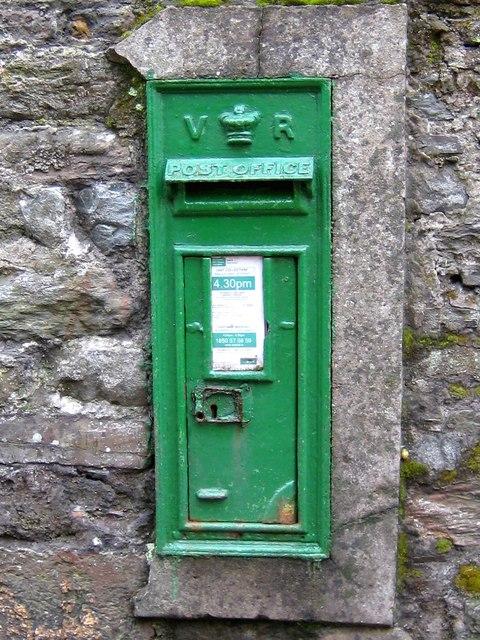 Victorian postbox Kinsale