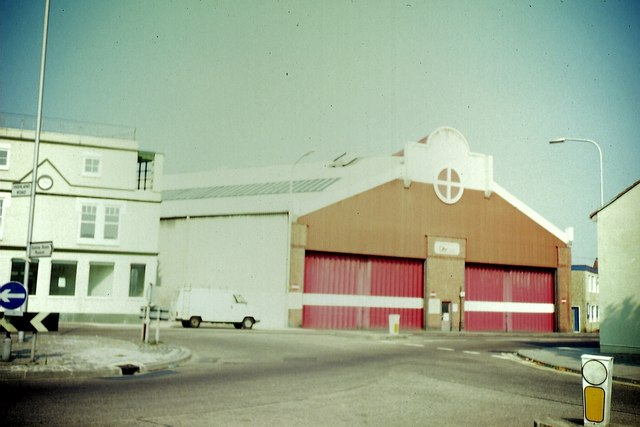 Former Bus Depot Eastney 169 David Hillas Geograph