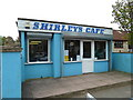 ST5384 : Eatery and general store in Severn Beach (open in season) by Anthony O'Neil