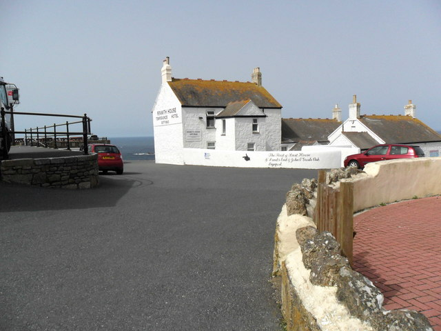 The First and Last House, Lands End