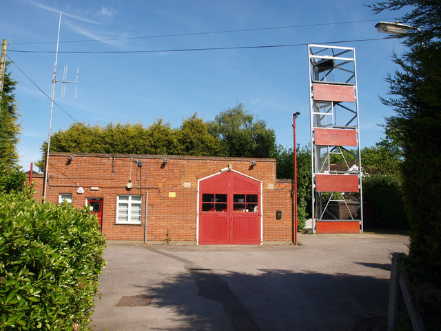 Tillingham Fire Station