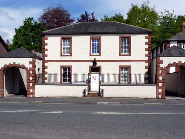 Police Station, The Sands, Appleby