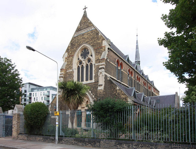 St Luke Old Church, Jude Street - Redundant