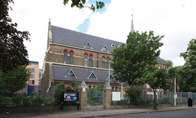 St Luke Old Church, Jude Street - Redundant