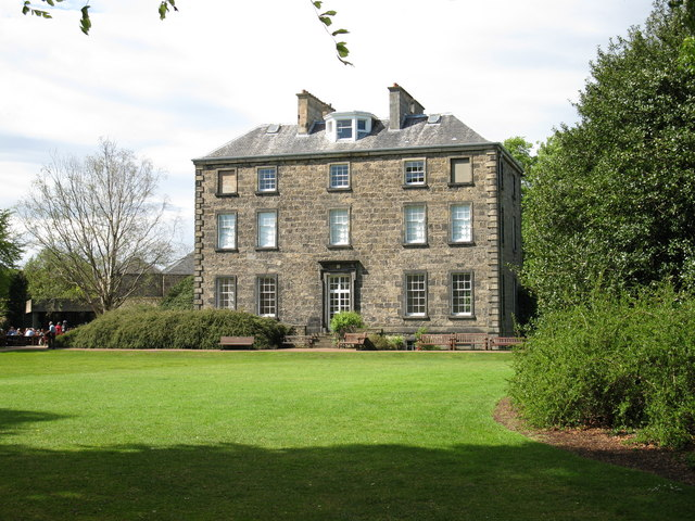 Inverleith House, Royal Botanic Gardens, Edinburgh