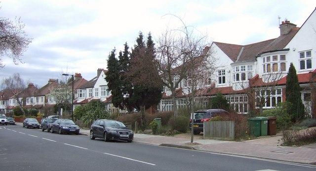 Court Lane, SE21