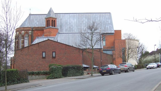 All Saints, West Dulwich