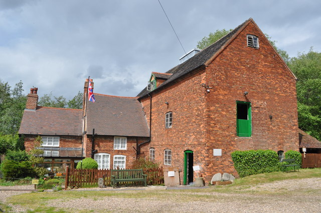 New Hall Mill