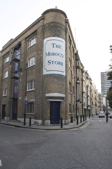The Morocco Store, Leathermarket Street