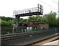 SK5446 : Leen bridge at Moor Bridge by John Sutton