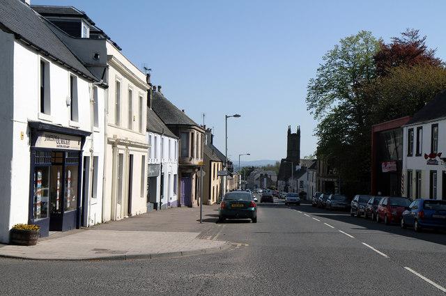 Auchterarder High Street