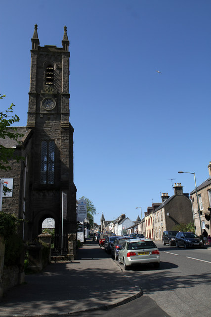 St.Andrews and West Church, Auchterarder