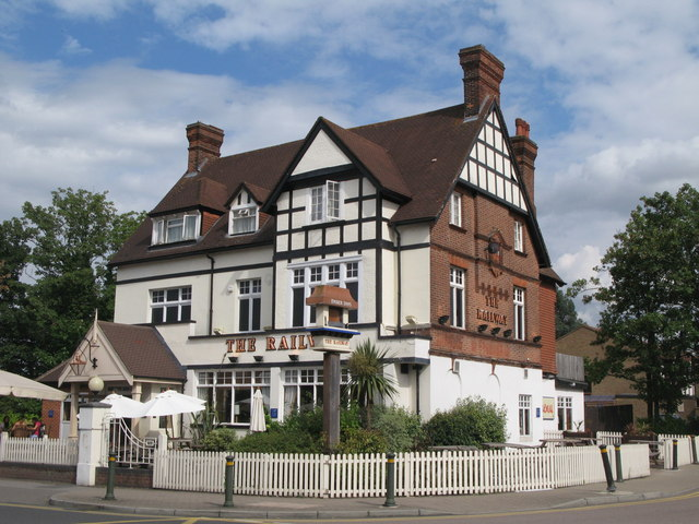 The Railway, West Wickham