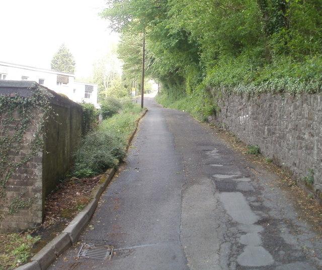Lasgarn Place, Abersychan