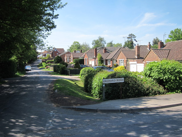 Houses on Grange Road