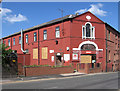 SJ8649 : Burslem - Wade Heath Pottery Works by Dave Bevis