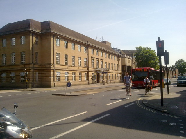 St. Aldates Police Station, Oxford