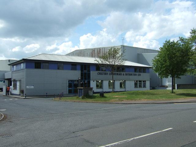 Modern industrial building, Woodston, Peterborough