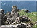 NG1348 : Cliff view : Week 19