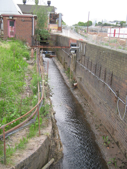 River Rea, Longbridge