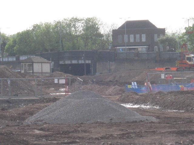 Building Site - Longbridge
