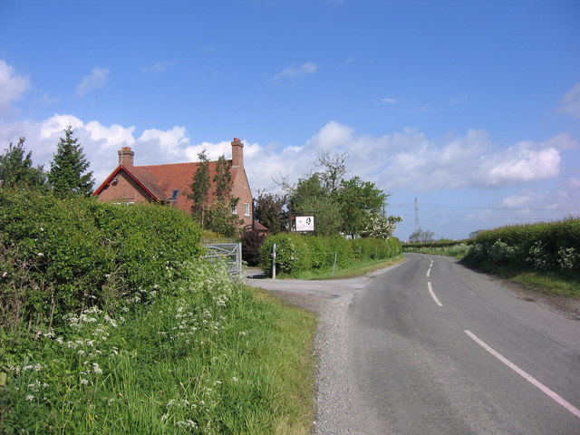 Picton Lane near Mickle Trafford