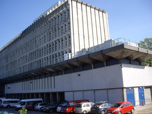 Aberdeen University Zoology Building