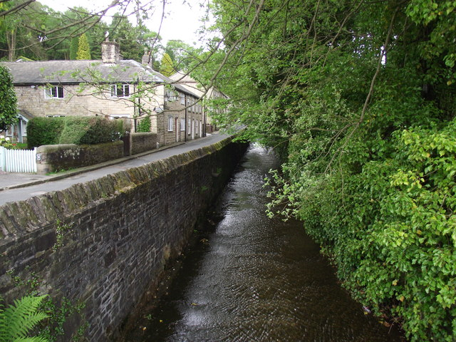 Dean Brook at Barrow Bridge