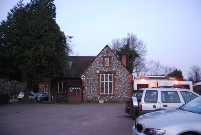 Red Cross Hall, Barnet