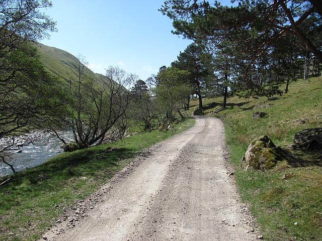 Road, Glen Tilt