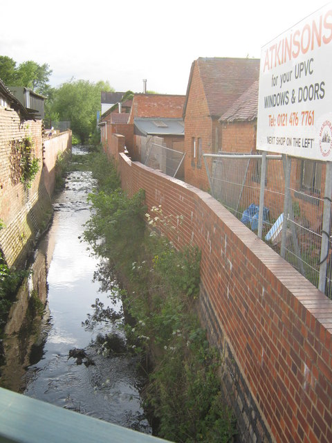 River Rea, Northfield