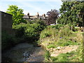 TQ3874 : The Quaggy River, Manor Park (11) by Mike Quinn