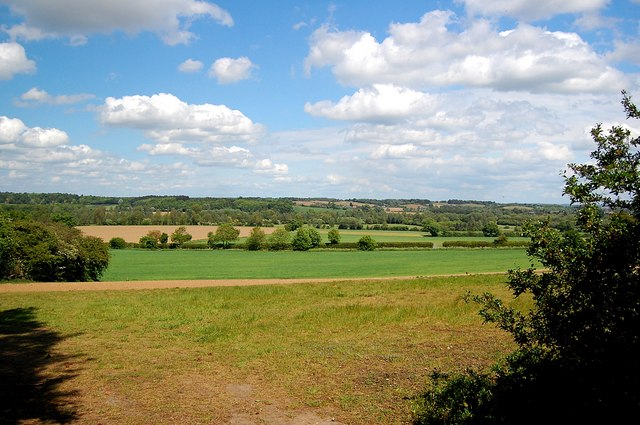 The Essex Way 126: Stour Valley view